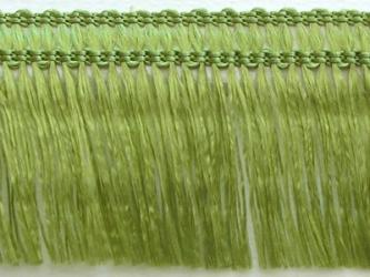 Kranzband-Franse maigrün