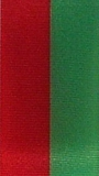 Nationalband Rot-Grün