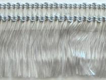 Kranzband-Franse silber