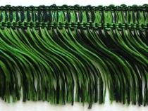 Kranzband-Klebefranse dunkelgrün