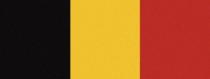 Computer-Nationalband Belgien - Schwarz-Gelb-Rot