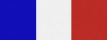 Computer-Nationalband Frankreich / Niederlande - Blau-Weiß-Rot
