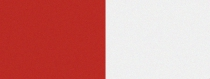 Computer-Nationalband Polen - Rot-Weiß