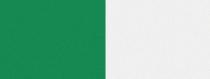 Computer-Nationalband / Vereinsband Grün-Weiß